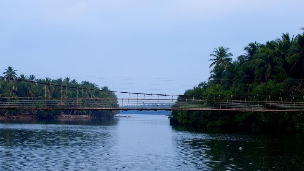 A 25 year old bridge, Kemmannu, Udupi, Karnataka