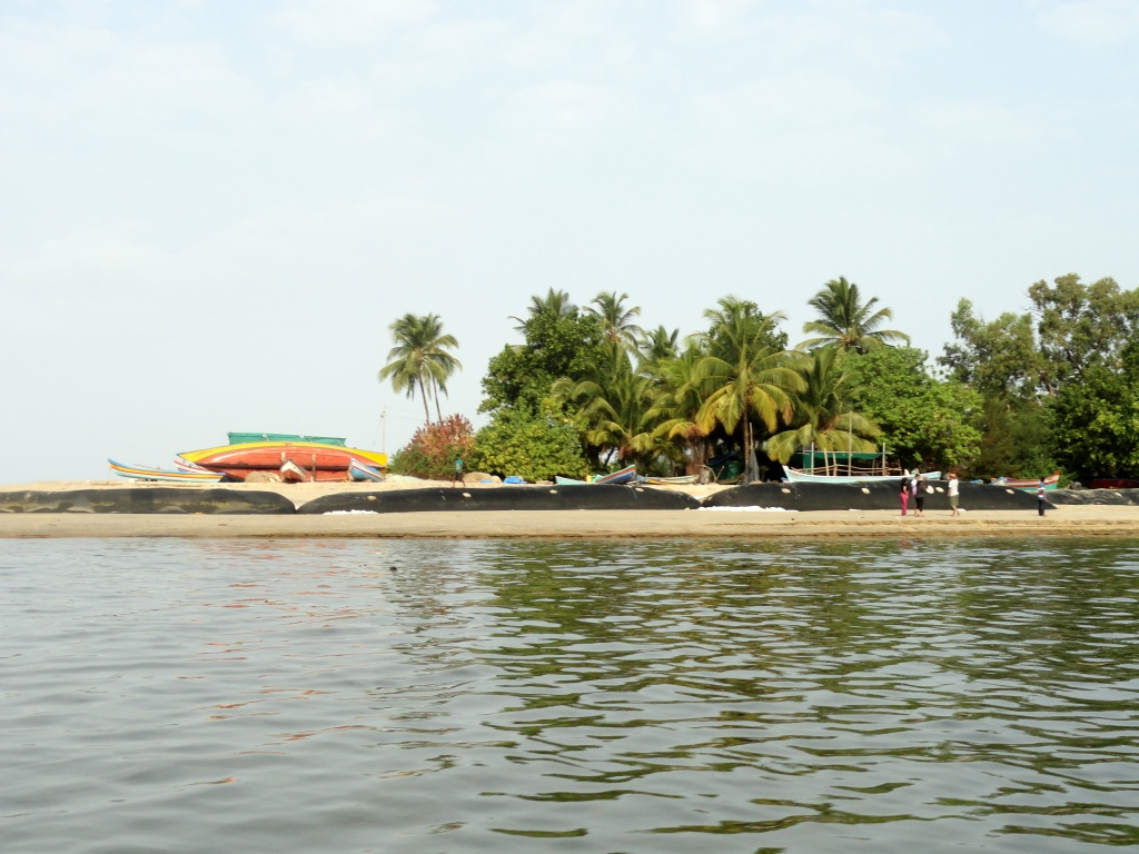 Devbaug Backwaters