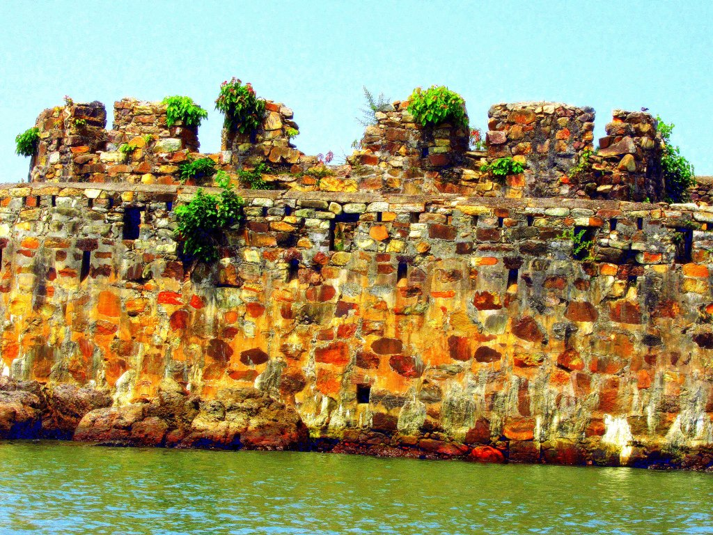 Sindudurg Fort
