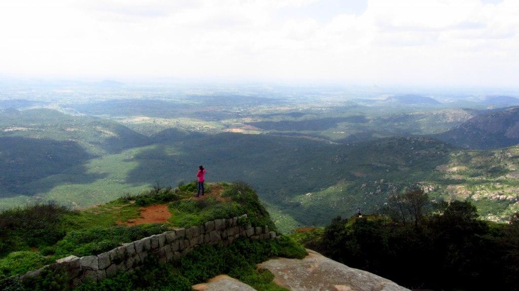 Near Bangalore trekking