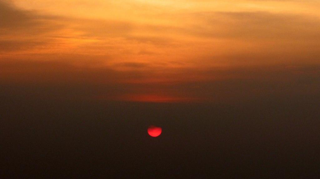 Sunset from Kodachari