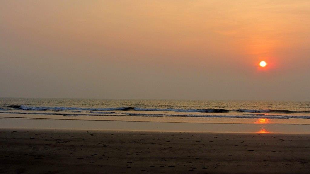 Anjarle Sunset