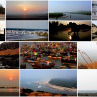 Unexplored beaches in the Kokan belt of Maharashtra