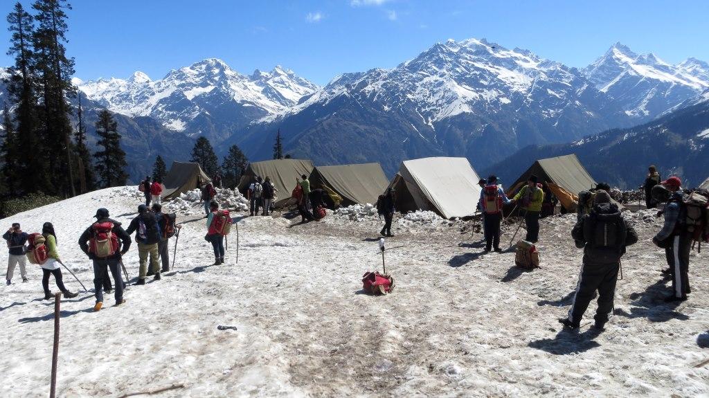 Beskeri Camp
