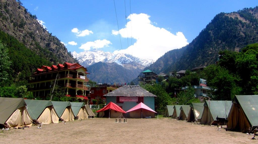 Kasol Base Camp