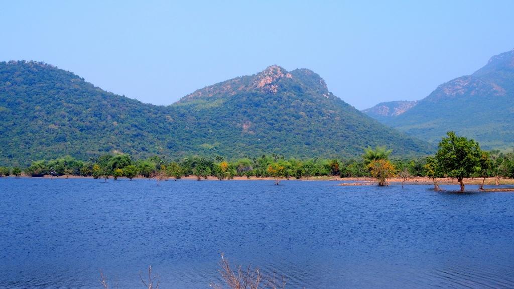 Pretty lake :)
