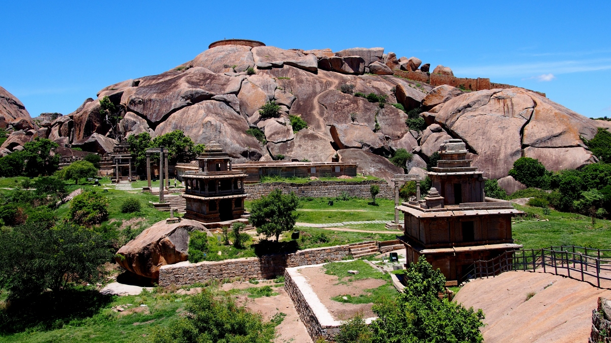Chitradurga Fort - A breathtaking wonder