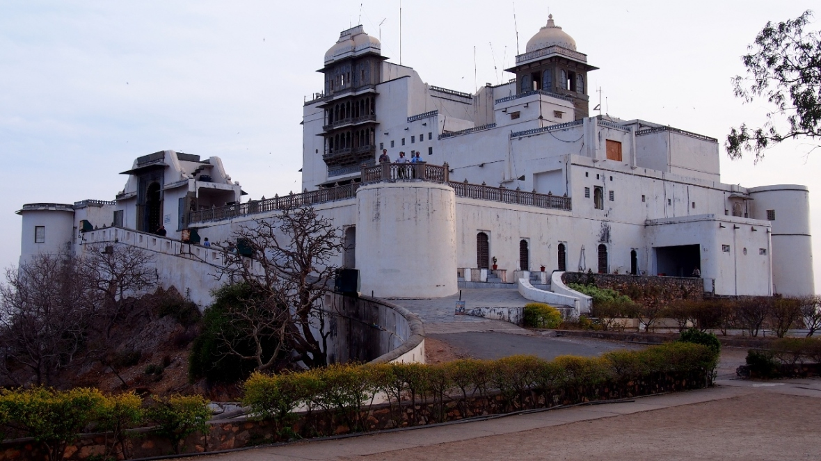 Sajjangarh Monsoon Palace