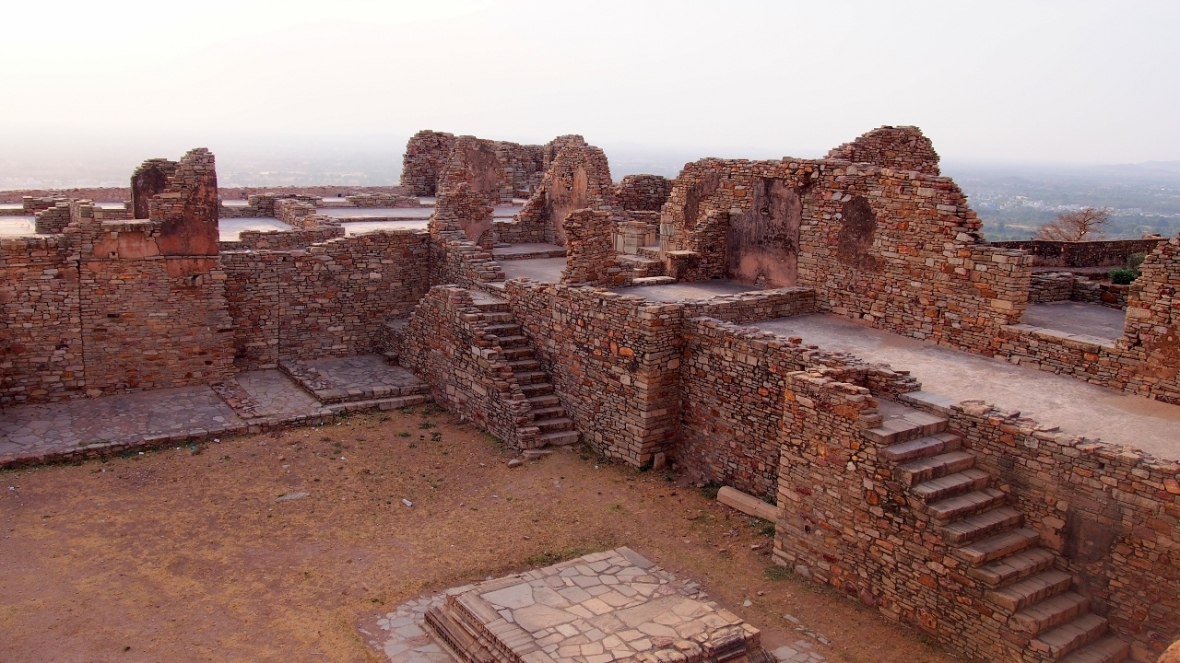 Ruins of Chittorgarh